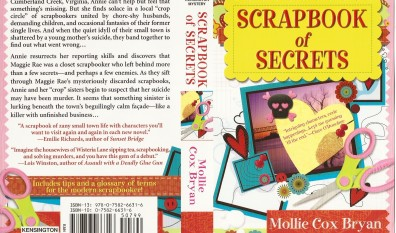 "About ""Scrapbook of Secrets"" and ""Scrapped"""